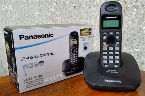 Telepon Wireless Panasonic Kxt Gc310 Diskon jual telepon wireless panasonic kx tg3611bx di lapak maju jaya store majujayastore