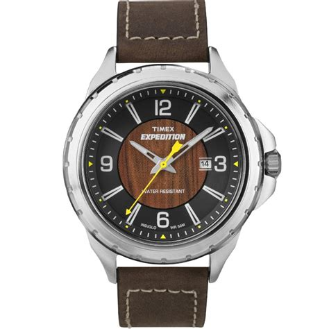 timex expedition rugged field metal timex expedition rugged metal field gent s t49908