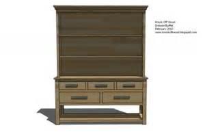 Open Shelf Dresser by White Hutch For The Open Shelf Dresser Diy Projects