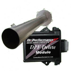 ford 6 4 dpf delete kit dr performance dpf delete kit 6 4l 6 7l diesel bombers