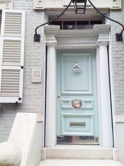 light blue front door 301 moved permanently