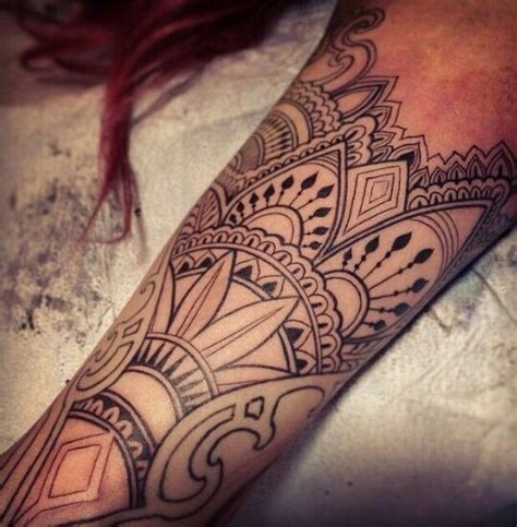 henna tattoo eugene linework by philip milic tatouages