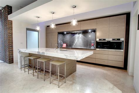 modern kitchen island bench modern galley kitchen designs with island bench design best free home design