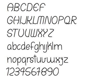 printable stencil letters the gallery for gt santa claus font 1546