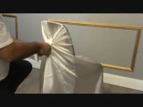 Cheap Universal Chair Covers Chair Covers Youtube