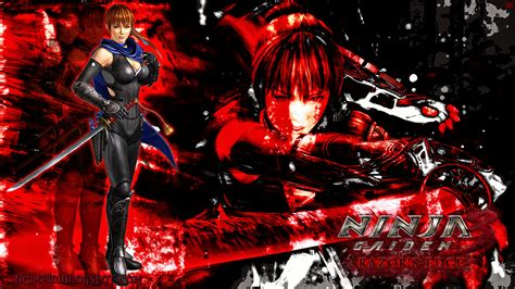 film ninja gaiden 2 kasumi ninja gaiden 3 razor s edge 01 ps4wallpapers com