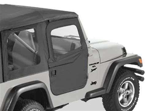 Jeep Wrangler Soft Doors B5178915