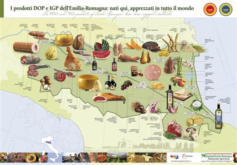 in romagna food valley the flavors of emilia romagna food valley