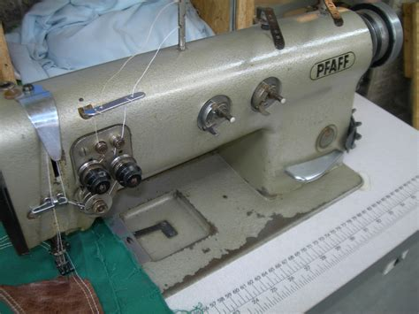 auto upholstery sewing machines for sale pfaff twin needle needle feed industrial sewing machine