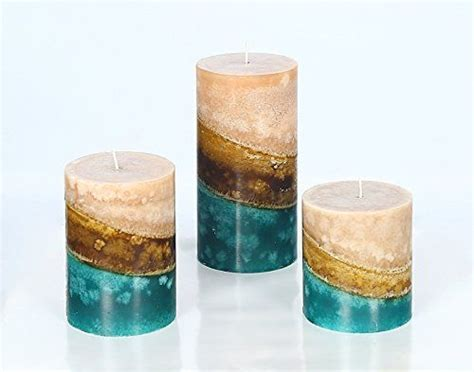 Handmade Decorative Candles - scented candles decorative handmade pillar sets quality