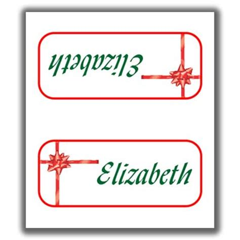 sided place card template place cards 2