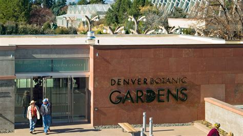 Denver Botanic Gardens Membership Great Gifts For Gardeners Sunset