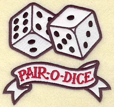 pair o dice tattoo pair o dice