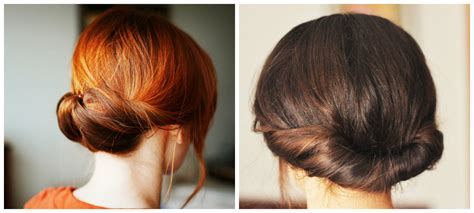 ponytail donut hair 10 easy hair ideas for this summer alux com
