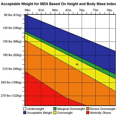 height and weight our clients height and weight ratio