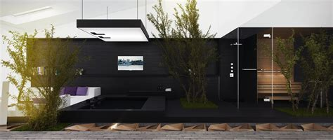 Blur The Boundaries With Inside Outside Living Style Home Plans With Photos Of Inside And Outside