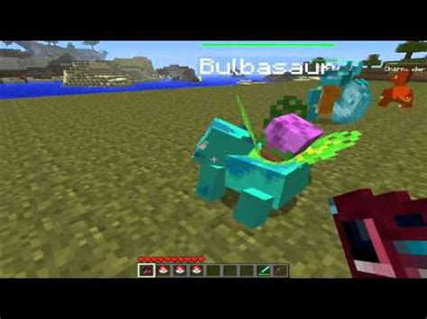 pokemon minecraft mod game online minecraft pokemon mod youtube