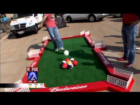soccer pool table locations budweiser poolball 2012