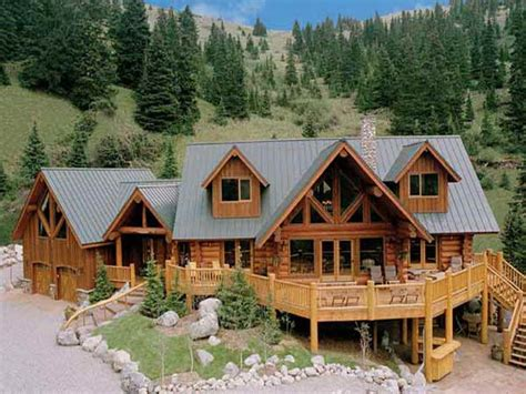 Ranch House Plans With Walkout Basement Best 25 Log Home Plans Ideas On Pinterest Log Cabin