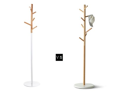hanger stand ikea furniture extraordinary white and light brown vs white