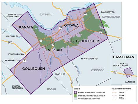 Ottawa Records Ottawa Map My