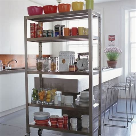 Kitchen Shelf Dividers by Ideas To Use As Storage Dividers In The Kitchen The Cave