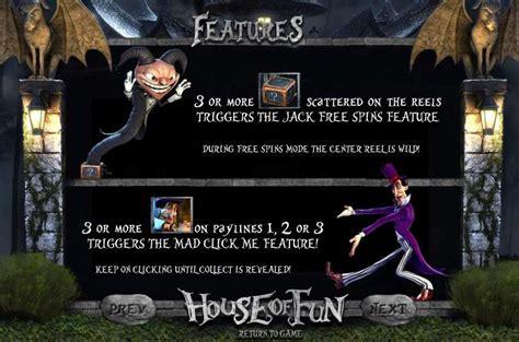 house of fun bonus house of fun slots