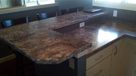 granite laminate countertop look like
