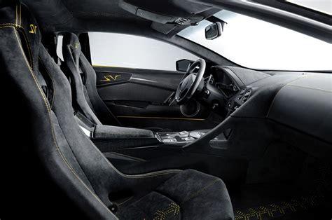 Lamborghini Murcielago Sv Interior Lamborghini Murcielago Lp 670 4 Sv Superveloce