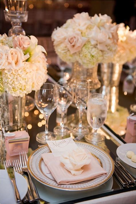 Wedding Table Settings by Best 25 Table Settings Ideas On How
