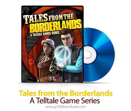 Tales From Borderland Ps4 Second tales from the borderlands ps3 xbox 360 ps4 綷 綷綷