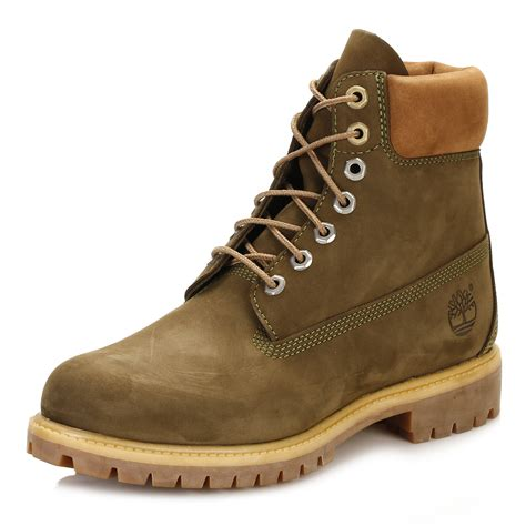 classic mens timberland boots timberland mens classic boots 6 inch waterproof lace up