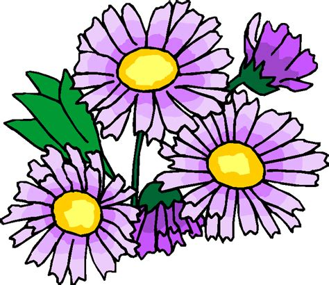 free flower clipart purple flowers free clipart free microsoft clipart
