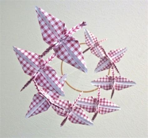Origami For Decorations - 20 origami decor ideas for a room kidsomania
