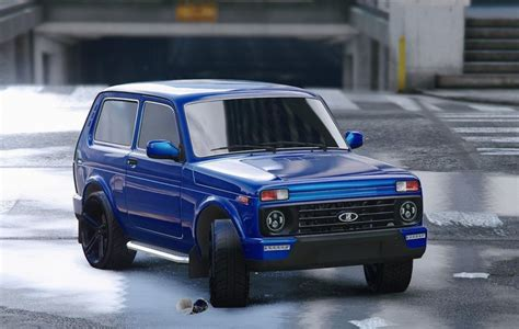 lada jeep 2016 gta 5 lada niva 2016 add on replace tuning mod