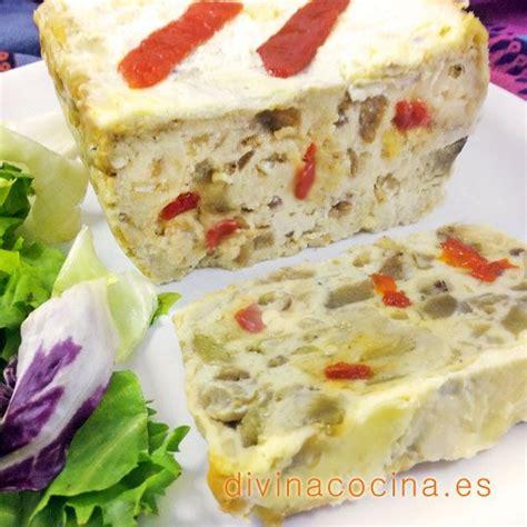 divina cocina recetas receta de pastel de verduras al horno pastel de verduras