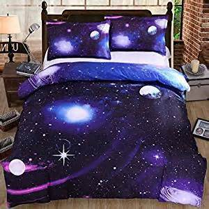 esydream home bedding space print
