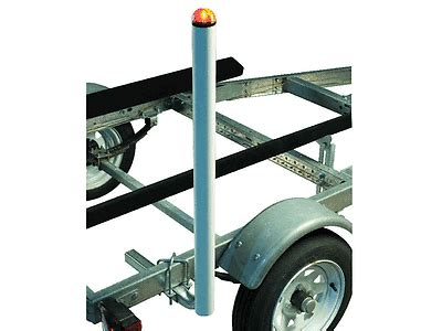 48 quot boat trailer guides pvc guide on post pole kit - Boat Trailer Guide On Hardware