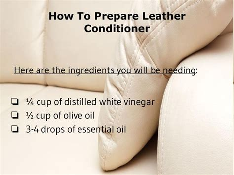 25 best ideas about leather conditioner on