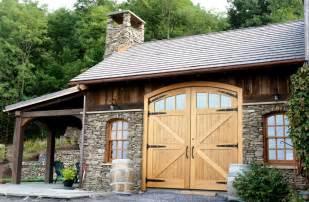 timber frame barn doors new energy works