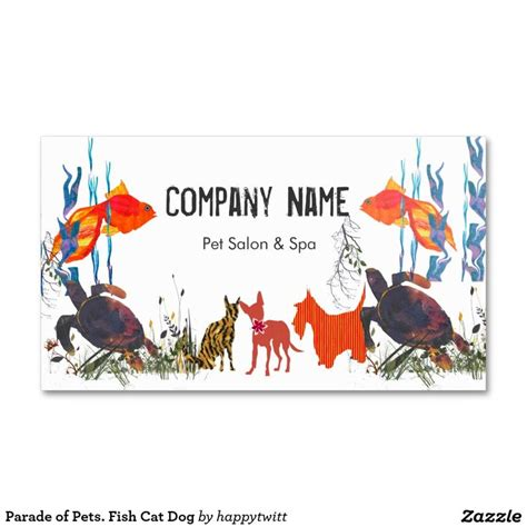 free fishing business card templates 28 best images about business cards with animals on
