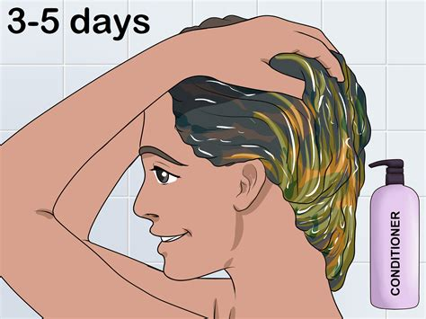 food coloring hair dye the best ways to color hair with food coloring wikihow