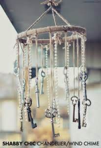 Shabby Chic Chandeliers Cheap by 30 Brilliant Marvelous Diy Wind Chimes Ideas