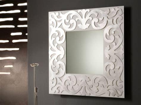 modern decorative wall mirrors luxury bedroom ideas luxury and stylish modern wall