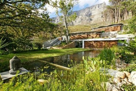 beautiful mountain houses beautiful mountain house blends in with the landscape