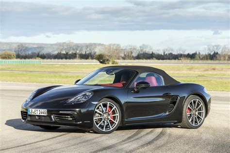 porsche boxster 2016 black 2016 porsche 718 boxster s cars black 982 wallpaper