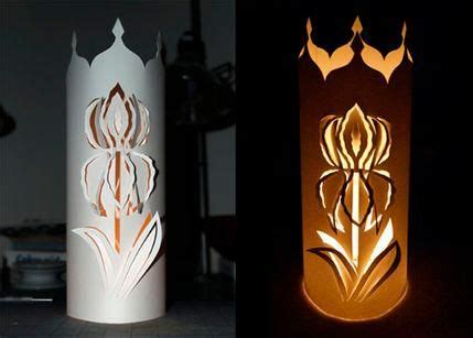 How To Make Paper Lanterns For Candles - 229 best images about diy lanterns on diy