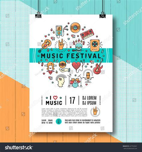 Festival Template Poster Festival Poster Template Festival Poster Template