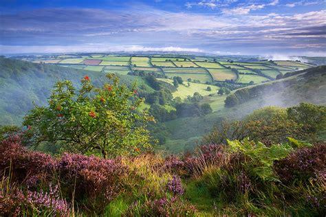 Landscape Pictures Uk The Rural Landscape Damaged By New Landowners