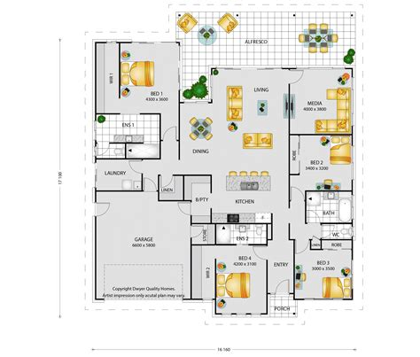 100 quality homes floor plans a quality